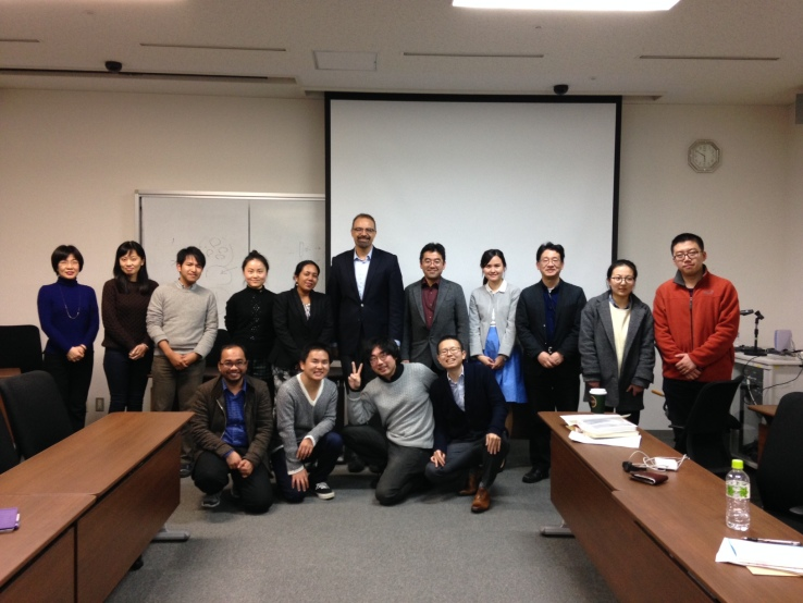 Kyoto PhD Course